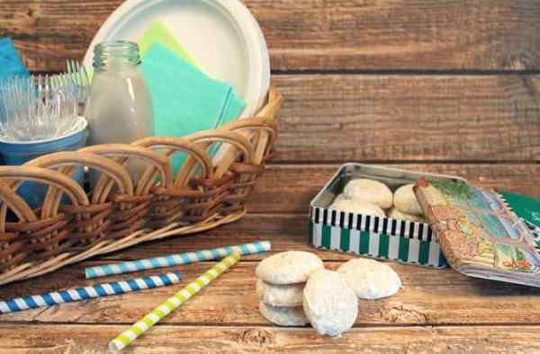 Key Lime Coolers Picnic Time 1 | 2 Cookin Mamas