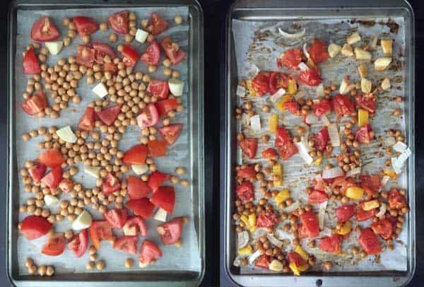 roasting vegetables|2CookinMamas
