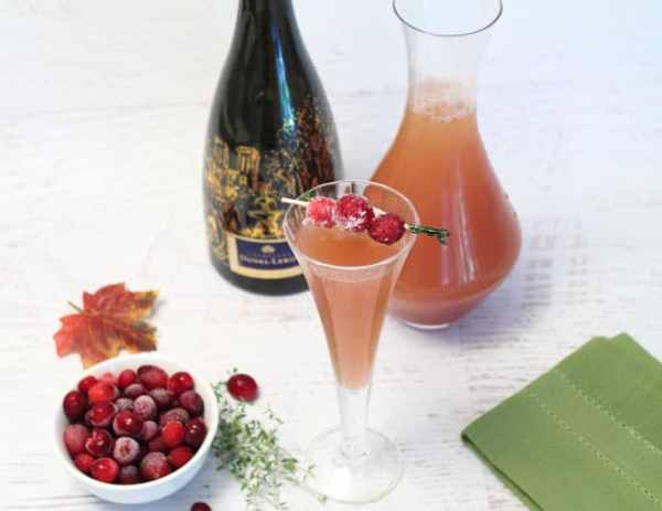 Cranberry Mimosas 640|2CookinMamas
