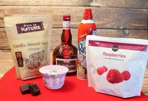 Valentine Trifle ingredients|2CookinMamas