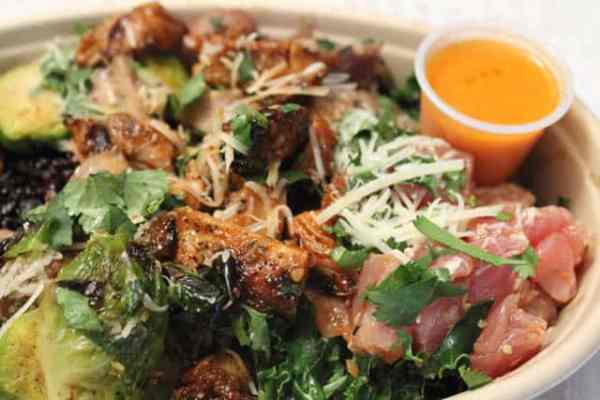 Bolay Ahi Tuna Spicy Thai Sauce|2CookinMamas