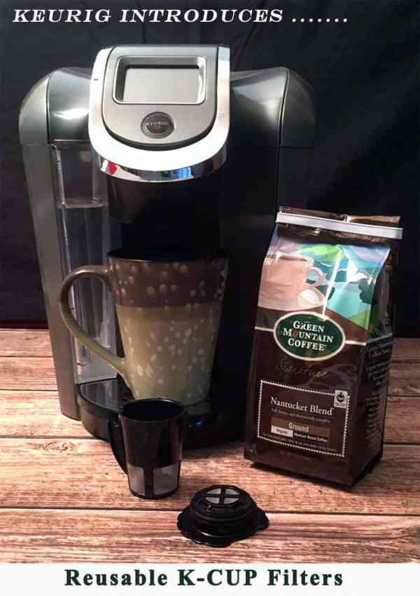 Keurig Reusable KCup Filter Review|2CookinMamas