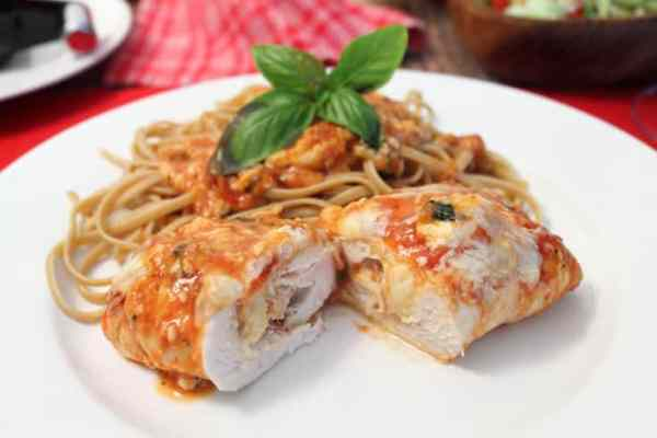 Pizza Chicken | 2 Cookin Mamas