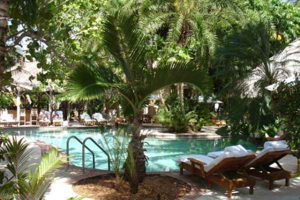 Florida Keys Lounging by the pool|2CookinMamas