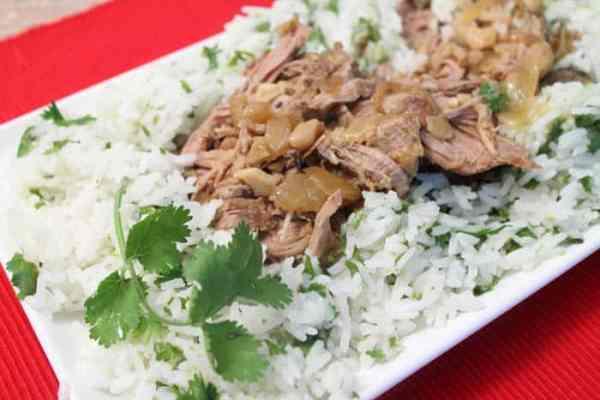 Crockpot Cuban Pork 1 | 2 Cookin Mamas