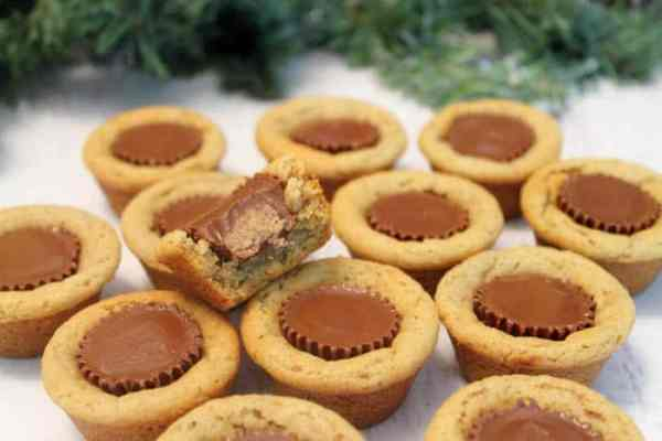 Peanut butter Cup Cookies 4 | 2 Cookin Mamas