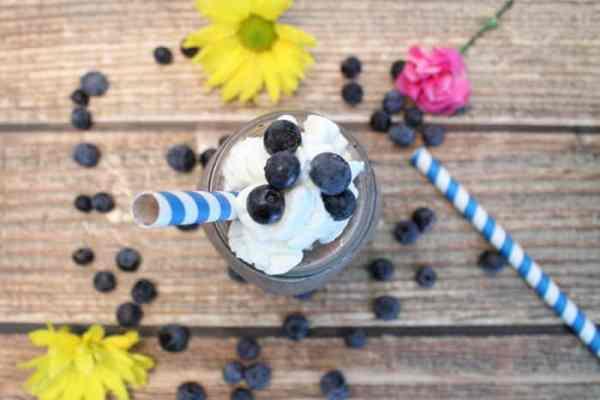 Blueberry Coffee Blast 1 | 2 Cookin Mamas