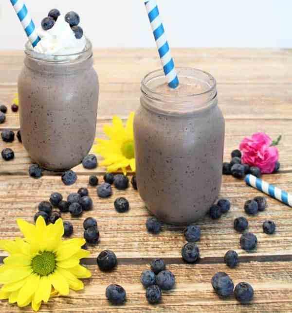 Blueberry Coffee Blast 2 | 2 Cookin Mamas