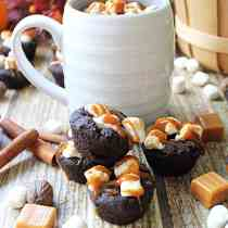 Kahlua Hot Chocolate Cookies square 1 | 2 Cookin Mamas