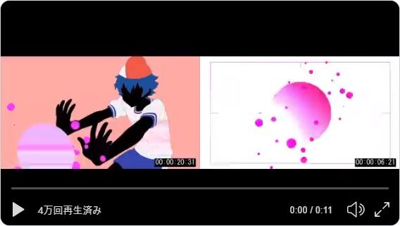 「厨病激発ボーイ」OPパクリ検証動画