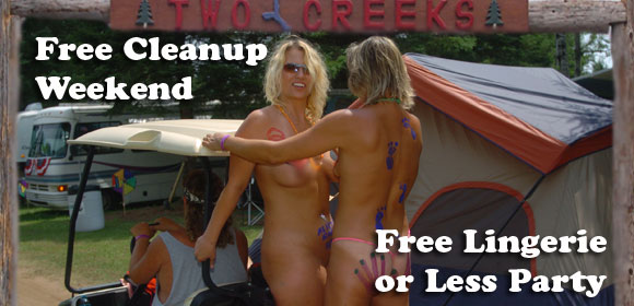 Minnesota Clothing Optional Campground