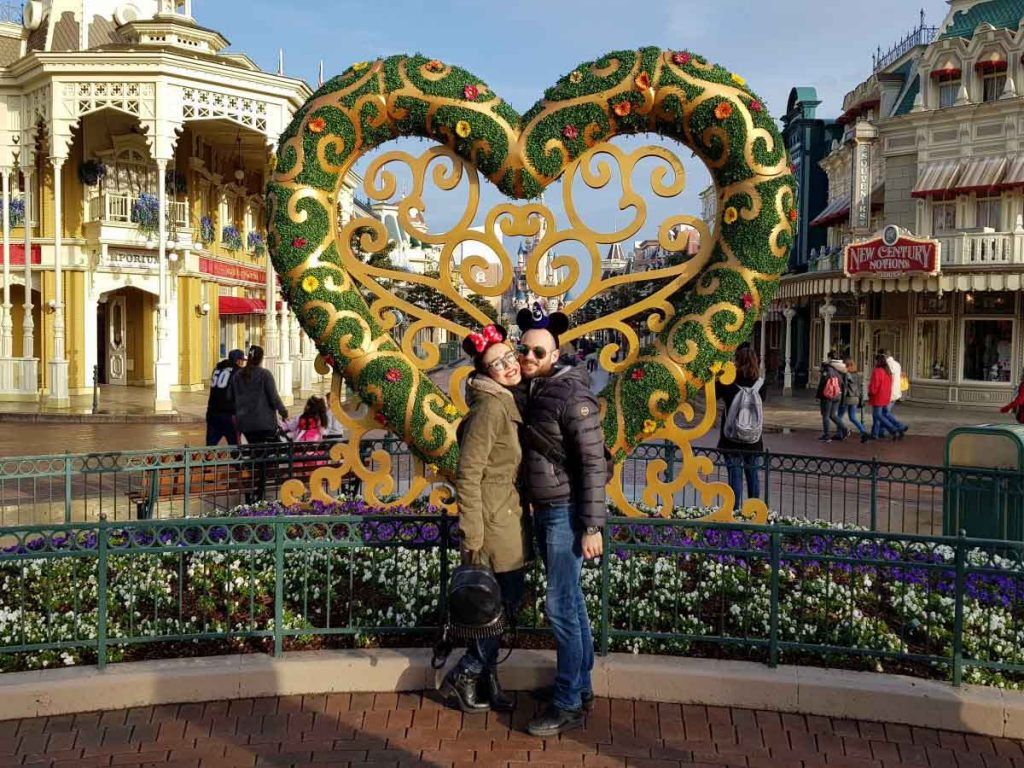 Disneyland Paris cuore