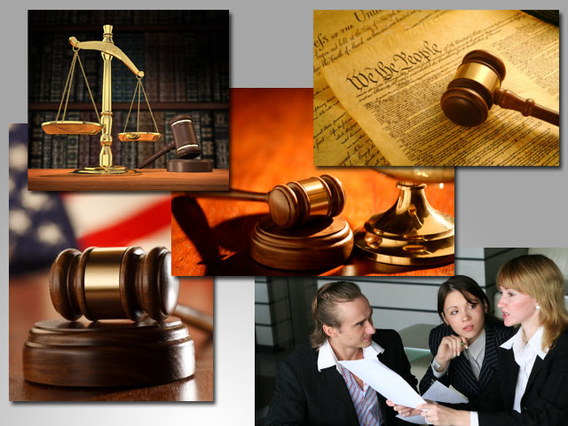 Law Firm and Lawyer Stock Images, USA Flag, Gavel, Constitution, Scales, Justice