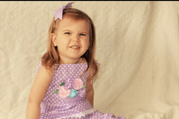 Noel Smith - 2 1/2 yrs old
