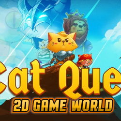 Cat Quest: A 2D Adventure for Kitty Fans