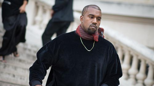 kanye west paris top Kanye West Previews New Album In Paris