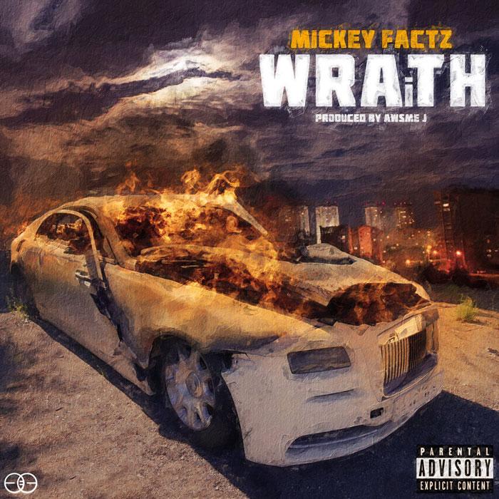 "Mickey Factz Returns Fire at Royce 5'9 on ""WRAiTH"""