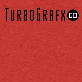 TurboGrafx CD