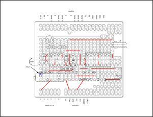 Arduino Morse Decoder – 2E0DFU – playing with amateur radio
