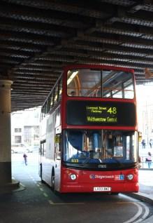 Stagecoach 17805 (LX03BWZ) at London Bridge