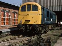 71003 at Ashford Chart Leacon