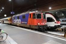 SBB CFF FFS 421391 at Zürich Hauptbahnhof
