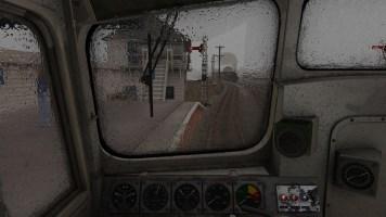 Stranraer in the Rain from D5308