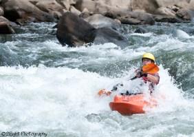 Kayaking the Yough