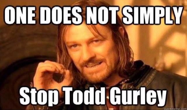 Image result for todd gurley funny