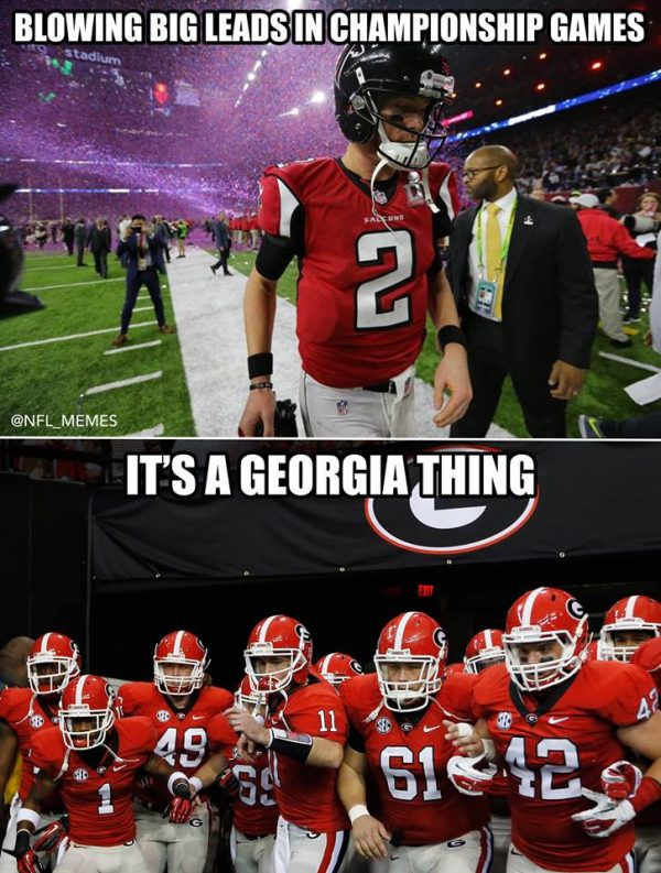 Viral Georgia Football Memes From Recent Years