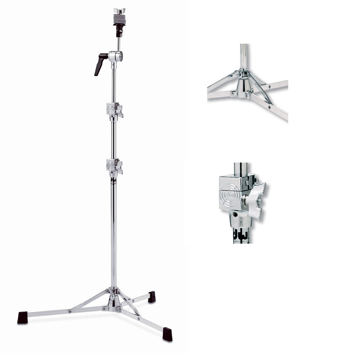 Dw Flat Based Straight Cymbal Stand