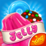 Candy Crush Jelly Saga 2.37.23 APK MODs Unlimited Money Hack Download for android
