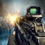 Zombie Frontier 3 Sniper FPS 2.30 APK MODs Unlimited Money Hack Download for android