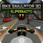 Bike Simulator 2 Moto Race Game 16 APK MODs Unlimited Money Hack Download for android