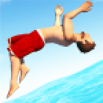 Flip Diving 3.0.05 APK MODs Unlimited Money Hack Download for android