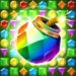 Jungle Gem Blast Match 3 Jewel Crush Puzzles 4.1.0 APK MODs Unlimited Money Hack Download for android