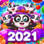 Bubble Shooter 2 Panda 1.0.73 APK MODs Unlimited Money Hack Download for android