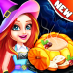 Halloween Cooking Chef Madness Fever Games Craze 1.4.20 APK MODs Unlimited Money Hack Download for android