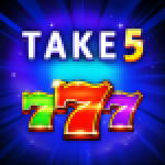 Take5 Free Slots Real Vegas Casino 2.87.1 APK MODs Unlimited Money Hack Download for android