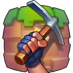 Tegra Crafting and Building Survival Shooter 1.2.03 APK MODs Unlimited Money Hack Download for android