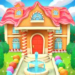 Candy Manor – Home Design 3 APK MODs Unlimited Money Hack Download for android