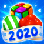 Candy Witch – Match 3 Puzzle Free Games 16.1.5038 APK MODs Unlimited Money Hack Download for android