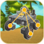 Evercraft Mechanic Online Sandbox from Scrap 1.8.17 APK MODs Unlimited Money Hack Download for android