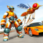 Mosquito Robot Car Game – Transforming Robot Games 1.3 APK MODs Unlimited Money Hack Download for android