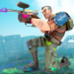 Paintball Shooting Games 3D 2.6 APK MODs Unlimited Money Hack Download for android