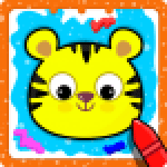 Animal Sounds for babies Coloring book for kids 1.20 APK MODs Unlimited Money Hack Download for android