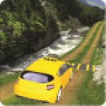 Hill Taxi Simulator Games Free Car Games 2020 0.1 APK MODs Unlimited Money Hack Download for android