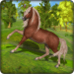 Horse Family Jungle Adventure Simulator Game 2020 3.7 APK MODs Unlimited Money Hack Download for android