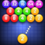 Number Bubble Shooter 1.0.6 APK MODs Unlimited Money Hack Download for android