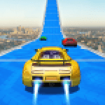 Ramp Car Gear Racing 3D New Car Game 2021 1.0 APK MODs Unlimited Money Hack Download for android